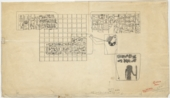 Drawings: G 2423: relief fragments