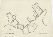 Maps and plans: Plan of Service tomb 2, Service tomb 3, Service tomb 4, Service tomb 5, Service tomb 6, Service tomb 7, Service tomb 8, Service tomb 9, Service tomb 10, Service tomb 11