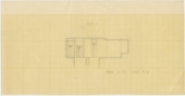 Maps and plans: Service tomb 11, Section