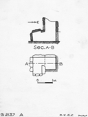 Maps and plans: G 2137, Shaft A