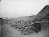 Wadi Cemetery (Reisner; north of W. Cem): Site: Giza; View: GW 62, GW 63, GW 68, GW 72, GW 73, GW 74, GW 75, GW 76