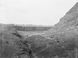 Khafre Pyramid Complex: Site: Giza; View: Khafre pyramid