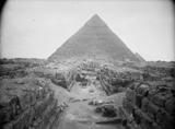 Western Cemetery: Site: Giza; View: G 4440, G 4540, G 4441, G 4450, G 4550