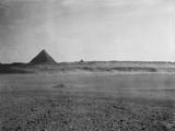 Western Cemetery: Site: Giza; View: Giza