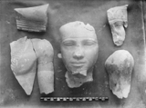 Object(s) photograph: Site: Giza; view: G 5330, G 5230, G 5110, G 5223