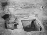 Eastern Cemetery: Site: Giza; View: G 7101, bin 143