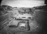 Eastern Cemetery: Site: Giza; View: street G 7400, G 7530-7540, G 7430-7440