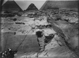 Eastern Cemetery: Site: Giza; View: street G 7500, G 7520, G 7530-7540