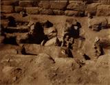 Eastern Cemetery: Site: Giza; View: street G 7500, G 7560, G 7670, G 7000 SE 83, G 7000 SE 84, G 7000 SE 85, G 7000 SE 86