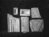 Object(s) photograph: Site: Giza; view: G 7568, G 7000 SE 116, G 7000 SE 110, G 7652, street G 7200, street G 7600, G 7650