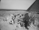 Western Cemetery: Site: Giza; View: G 2140, G 2150, G 2141, G 2142, G 2143