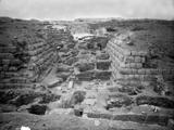 Western Cemetery: Site: Giza; View: G 2160, G 2170, G 2163, G 2162, G 2161
