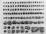 Object(s) photograph: Site: Giza; view: street G 7600, street G 7700, G 7914, G 7753, G 7754, G 7769, G 7760