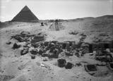 Western Cemetery: Site: Giza; View: G 1612, G 1611, G 1609, G 1617, G 1633, G 1603