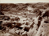 Western Cemetery: Site: Giza; View: G 2220, G 2134, G 2133, G 2132, G 2131, G 2130