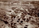 Western Cemetery: Site: Giza; View: G 2043, G 2045, G 2042, G 2044, G 2033, G 2110, G 2100, G 2000