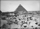 Western Cemetery: Site: Giza; View: G 2424+2425, G 2418, G 2417, G 2375, G 2422, G 2416, G 2415, G 2414