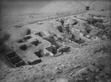 Western Cemetery: Site: Giza; View: G 2091, G 2092+2093, G 2094