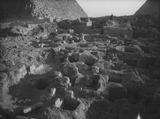 Western Cemetery: Site: Giza; View: G 2423, G 2424+2425, G 2426, G 2429, G 2461', G 2376, G 2377, G 2375, G 2417, G 2418, G 2414, G 2415, G 2422