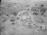 Western Cemetery: Site: Giza; View: G 2381, G 2382, G 2370, G 2386