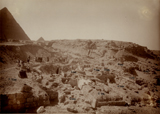 Western Cemetery: Site: Giza; View: G 2085, G 2086, G 2099, G 2098, G 2097, G 2087, G 2088, G 2089, G 2091, G 2000