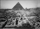 Western Cemetery: Site: Giza; View: G 2230+2231, G 2243, G 2241, G 2242, G 2237, G 2232, G 2233, G 2234, G 2235, G 2071