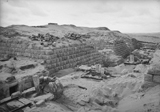 Western Cemetery: Site: Giza; View: G 1205, G 1207, G 1209, G 1204, G 1219, G 1217, G 1218, G 1225, G 1206