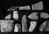 Object(s) photograph: Site: Giza; view: G 2382, G 2381