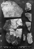 Object(s) photograph: Site: Giza; view: G 5110, G 5412, G 5411