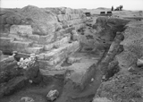 Eastern Cemetery: Site: Giza; View: avenue G 2, G 7410-7420, G 7430-7440