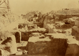 Eastern Cemetery: Site: Giza; View: street G 7600, G 7650, G 7760, G 7660