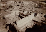 Western Cemetery: Site: Giza; View: G 5552, G 5553, G 5561, G 5551, G 5563, G 5564