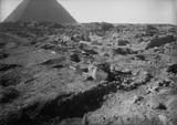 Western Cemetery: Site: Giza; View: G 5551, G 5563, G 5564, G 5552, G 5553, G 5554, G 5555, G 5561, G 2342 = G 5520