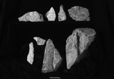 Object(s) photograph: Site: Giza; view: G 2362, G 2338, G 2184, G 2185
