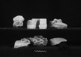 Object(s) photograph: Site: Giza; view: G 2185, G 2184, G 2187