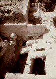 Western Cemetery: Site: Giza; View: G 2407, G 2409, G 2419