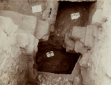 Western Cemetery: Site: Giza; View: G 2025, G 2026