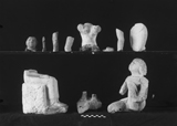 Object(s) photograph: Site: Giza; view: G 2088, G 2235, G 2232, G 2241