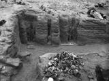 Wadi Cemetery (Reisner; north of W. Cem): Site: Giza; View: GW 32, GW 33, GW 34, GW 35
