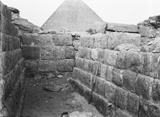 Western Cemetery: Site: Giza; View: G 1012, G 1011, G 1010