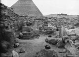 Western Cemetery: Site: Giza; View: G 1044, G 1045+1046