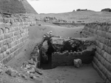 Western Cemetery: Site: Giza; View: G 1203