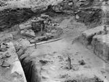 Wadi Cemetery (Reisner; north of W. Cem): Site: Giza; View: GW 7, GW 11, GW 12, GW 13, GW 14