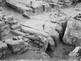 Wadi Cemetery (Reisner; north of W. Cem): Site: Giza; View: GW 7, GW 10, GW 11, GW 12, GW 13, GW 14