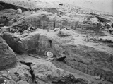 Wadi Cemetery (Reisner; north of W. Cem): Site: Giza; View: GW 31, GW 32, GW 33, GW 34, GW 35, GW 36