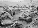 Wadi Cemetery (Reisner; north of W. Cem): Site: Giza; View: GW 31, GW 32, GW 33, GW 34, GW 35, GW 36, GW 38, GW 49, GW 51, GW 52