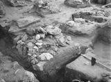 Wadi Cemetery (Reisner; north of W. Cem): Site: Giza; View: GW 46, GW 47, GW 48, GW 49, GW 50, GW 54, GW 56