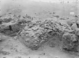 Wadi Cemetery (Reisner; north of W. Cem): Site: Giza; View: GW 51, GW 53, GW 65, GW 66