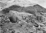 Wadi Cemetery (Reisner; north of W. Cem): Site: Giza; View: GW 61, GW 62, GW 63, GW 64, GW 67, GW 74, GW 75