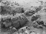 Wadi Cemetery (Reisner; north of W. Cem): Site: Giza; View: GW 53, GW 66, GW 69, GW 70